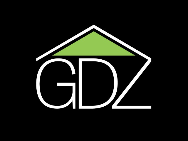 GDZ.si visual identity
